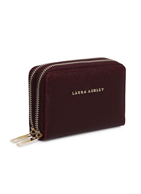 Laura Ashley Clutch / El Çantası Bordo